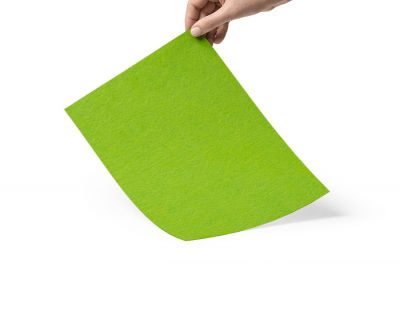 - Fıstık Yeşil 3mm keçe