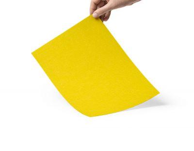 - Sarı 3mm keçe