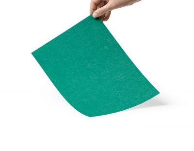 - Yeşil 3mm keçe