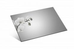 - 1,6 mm Ayna Pleksi Gümüş - 81x61 Cm