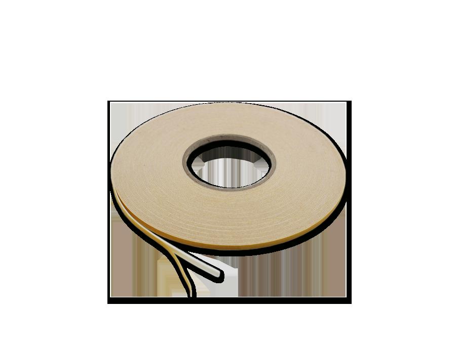 1mm Beyaz Köpük Bant 5mmX25m