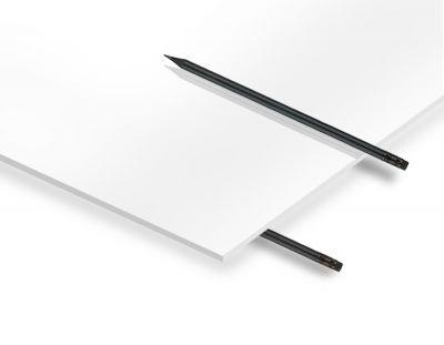 - 2.8 mm Beyaz Renkli Pleksiglas 30x40 Cm