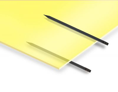 - 2.8 mm Buzlu Sarı Pleksiglas 67x100cm