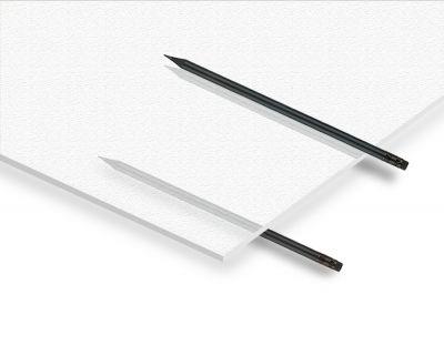- 2.8 mm Buzlu Şeffaf (Satine) Pleksiglas 67x100 cm