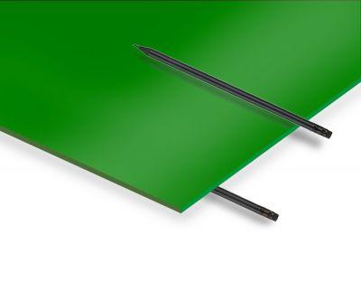 - 2.8 mm Yeşil Renkli Pleksiglas 33x50 Cm