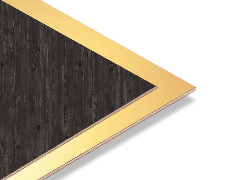 Altın Yaldız - Rebab Mdf - 85x70 cm (1 Parça)