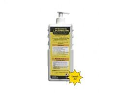 - Antibakteriyel El Dezenfektanı 1 Litre Jel (Esanslı)