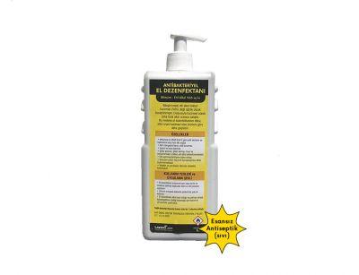 - Antibakteriyel El Dezenfektanı 1 Litre Sıvı (Esans İçermez)