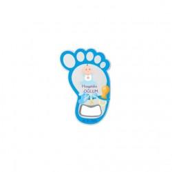 Bebek Ayağı Magnet Açacak - Thumbnail
