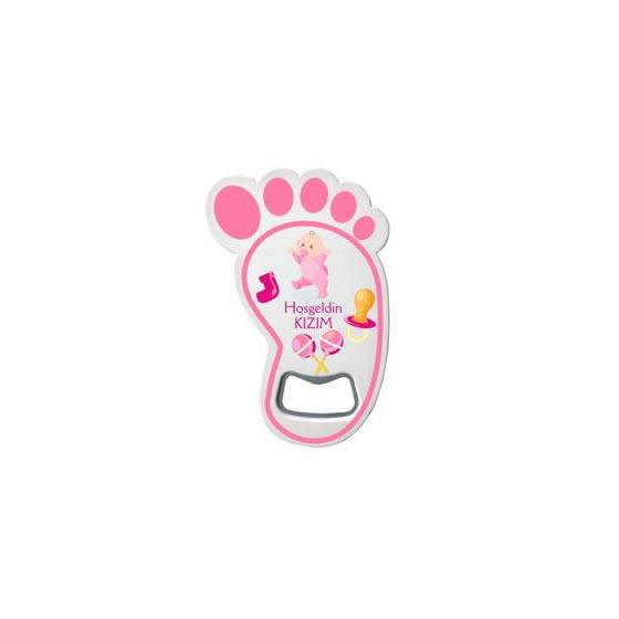 Bebek Ayağı Magnet Açacak