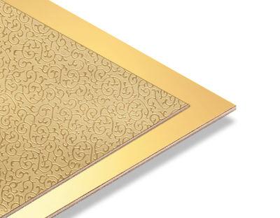 - Brode Gold - Altın Yaldız Mdf - 85x68 cm (1 Parça)
