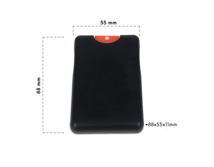 Cep Dezenfektanı - Siyah 15 Adet