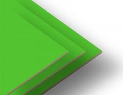 - Çim Yeşili Tek Yüz Mdf 2.7 mm - 85x70Cm (6 Parça)