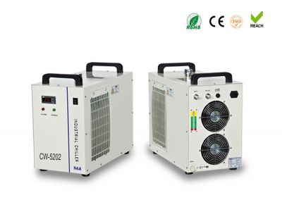 - CW-5202 Chiller Çift Tüp Soğutucu