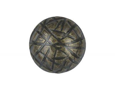 - Deri Desen Siyah Kabara 10-11mm