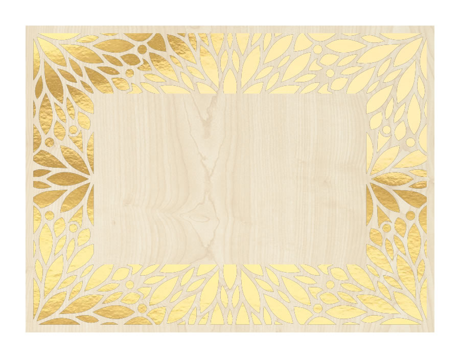 Fon Kartonu 50x70 cm Metalik Altın 10Lu Paket