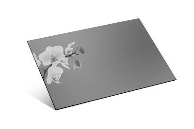 - 1,8mm Fume Ayna Pleksi - 81 X 61 cm