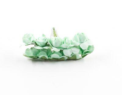 - Kağıt Gül Mini Yeşil 120 Adet