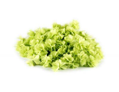 - Şifon Çiçek Fıstık Yeşili