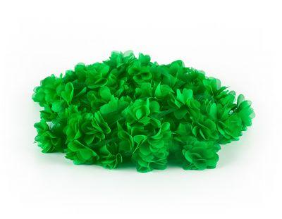 - Şifon Çiçek Yeşil