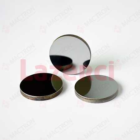 Lazer Metal Ayna Çap: 25mm Molibden