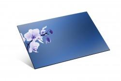 - 1,8mm Mavi Ayna Pleksi - 81x61 Cm
