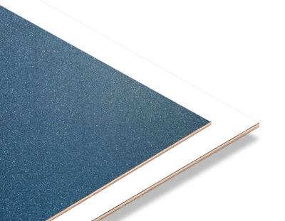 - Mavi Simli - Beyaz 2.7mm Mdf - 85x68 cm (1 Parça)