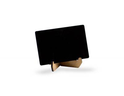 - Metal Kartvizit (Lazer & Sublimasyon) Siyah Renk