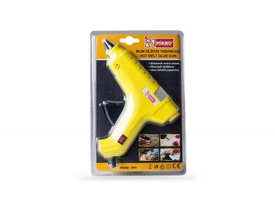 - mikro mk 740 silikon tabancası tab 40 watt sarı