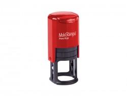 Mobi Stamps Otomatik Kaşe R-30 Kırmızı Renk - Thumbnail