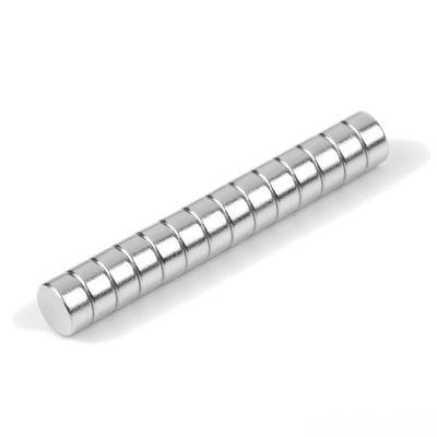 - Neodyum Mıknatıs Çap 4mm x Kalınlık 2mm