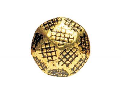 - Örümcek Gold Renkli Siyah Desenli Kabara 10,5mm