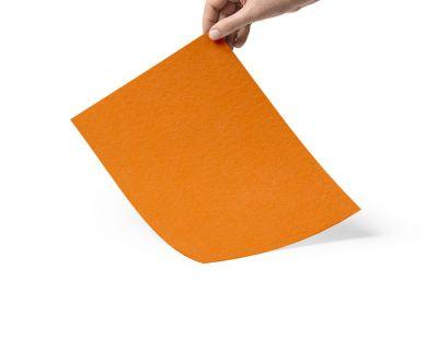 - Portakal 1mm keçe
