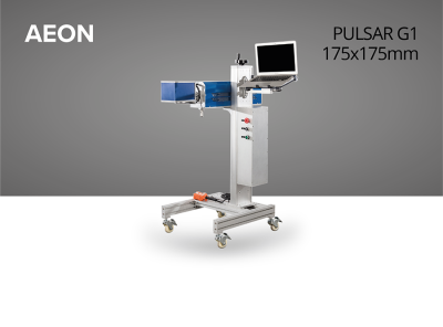 AEON - Pulsar G1 Co2 Lazer Markalama Makinesi