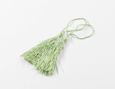 - Püskül Açık Yeşil 9cm ( 100 Adet )