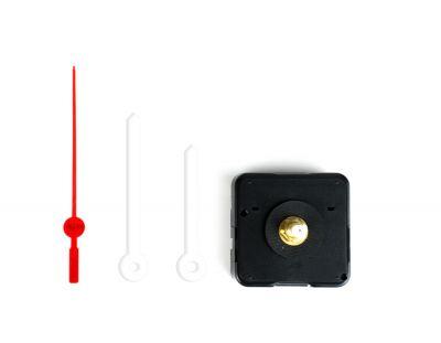 - Saat Mekanizması - Plastik Beyaz Akrep Yelkovan (10 Adet)