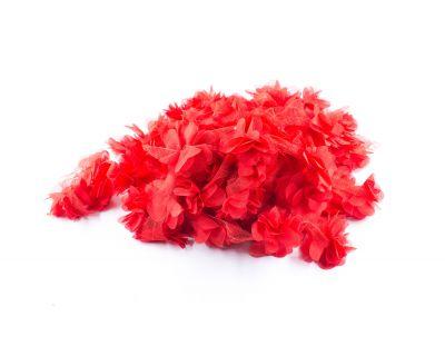 - Şifon Çiçek Kırmızı 120 Adet