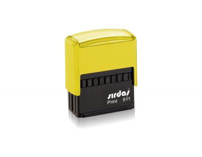 - Sırdaş Otomatik Kaşe 911 Sarı Renk