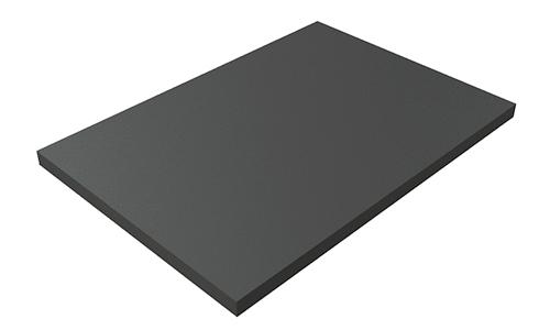 Siyah (Antrasit) Sünger 15 mm