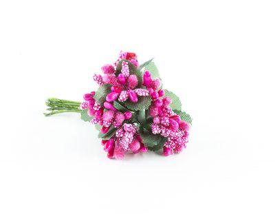 - Yapay Çiçek İri Damla Cipso Fuşya 12′li Paket