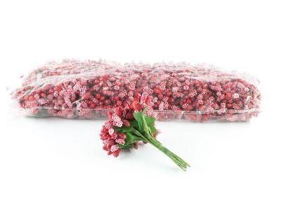 - Yapay Çiçek İri Damla Cipso Kırmızı 12'li Paket