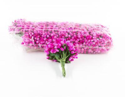 - Yapay Çiçek İri Damla Cipso Pembe 12'li Paket