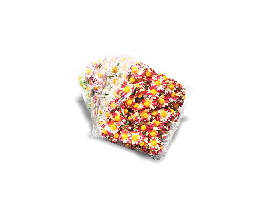 Yapay Çiçek Papatya Mix 288 Adet