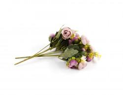 Yapay Çiçek Şakayık Lila 2 adet - Thumbnail
