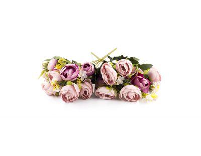 - Yapay Çiçek Şakayık Lila 2 adet