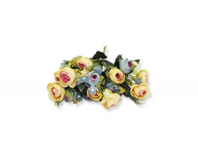 - Yapay Çiçek Şakayık Sarı 2 adet